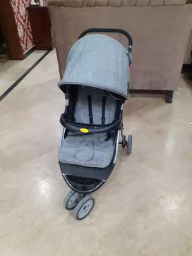Imported stroller for sale in good condition