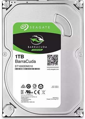 Hard disk 1 TB (Internal)