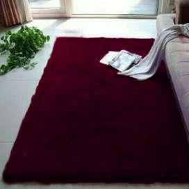 Karpet/surpet bulu rasfur uk 150x100x4cm alas laken