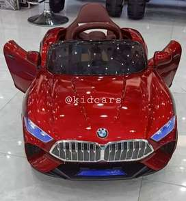 Kid Ride on Electric car BMW - Leather seat