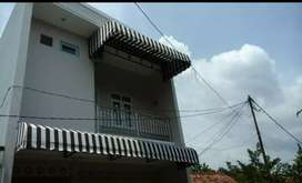 Awning bahan kanopi home decorasi