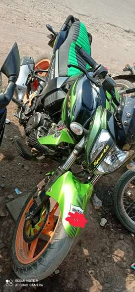 Yamaha Fzs new condition