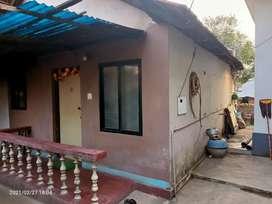 1BhK Tiled House Kulshekara Near MainRoad Walkable