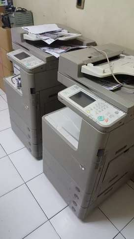 Baru datang mesin freshh mesin fotocopy unit import