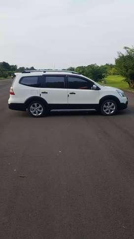 Nissan New Grand Livina X-Gear 1.8L 2013