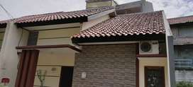 Jual rumah over kredit di dalem perumahan maharaja