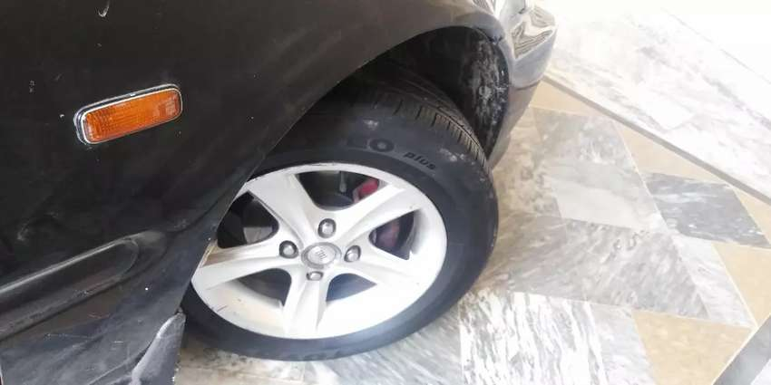 Alloy rims with Tires 14 inch 0