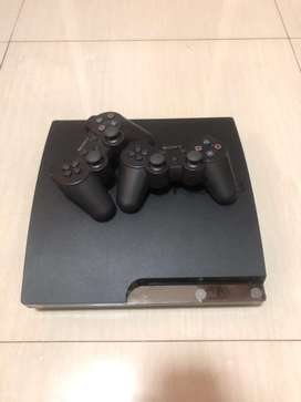 PS3 500GB WARNA HITAM
