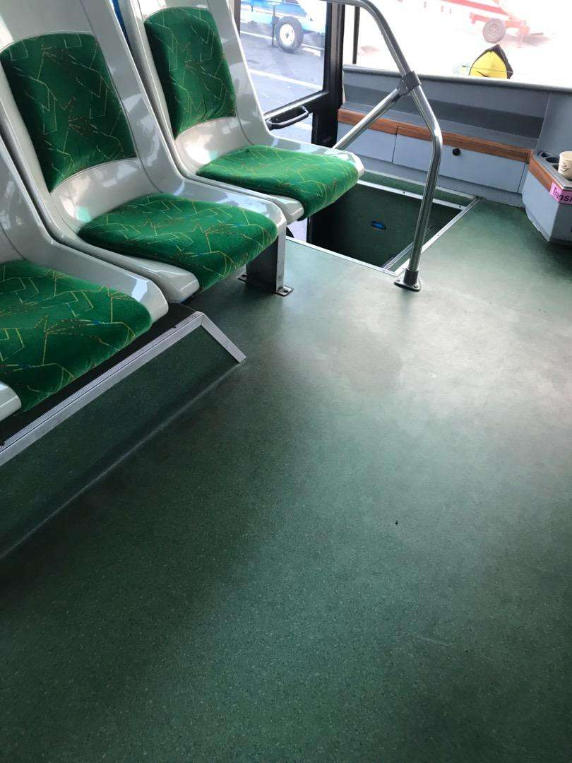 lantai bus karoseri bis kereta api kapal vinyl ambulance transportasi 0