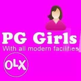 P.G Accommodation for Girls and Women
