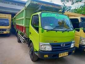 Dp 34 jt - Hino Dutro 130 HD Dump thn 2014