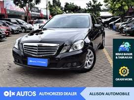 [OLX Autos] Mercedes Benz E200 1.8 CGI 2011 A/T Hitam #Allison