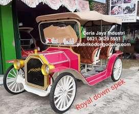 Mobil Gowes Royal Down Riau