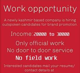 Best opportunity for unemployed people