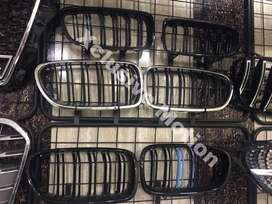 BMW 3 5 X1 x3 x5 x6 front M style grills
