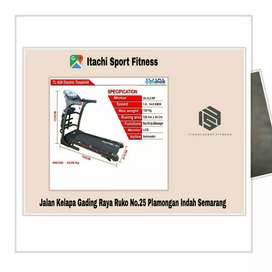 Alat Olahraga Treadmill Elektrik New Bergaransi ( Namikaze Sport )