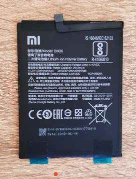 Mi battery with bill and warranty