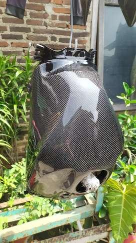 Carbon Kevlar Part Motor / Mobil