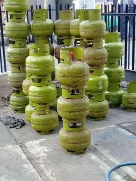 Tabung gas 3kg (Nett)