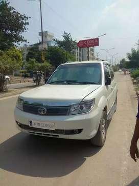 Tata safari storme 1st owner very good condition car