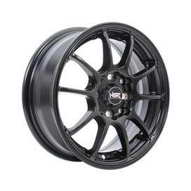 Velg Racing Avanza HSR Misaki RS Ring14 Semi Matte Black