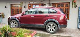 Chevrolet captiva at excellent condition