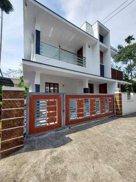 3 bhk 1500 sft new build at edapally varapuzha main road just 300 mtr