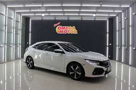HONDA CIVIC HATCHBACK E 1.5 TURBO 2018