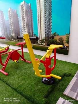 Paket Alat Fitness Outdoor Horse Rider Total Cod Jogja Purworejo