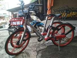 Sepeda mobike seken Singapura