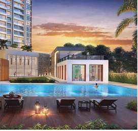 Sale 2 BHK 655 Sq Ft  Flat available in Godrej Exquisite Thane West at
