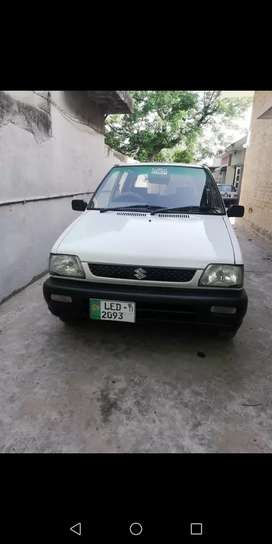 Mehran bumper to bumper genuine