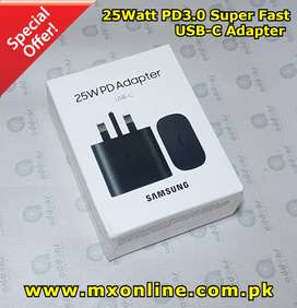 Galaxy S21 Series 25W Super Fast Charger