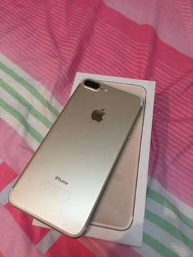 Make your weekend happy with  new iPhone 7 Plus, bill, COD Available