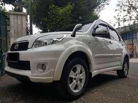 Toyota Rush G 2013 AT Putih km48rb Full Original