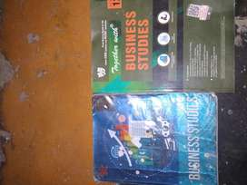 Business studies book n Together with sample paper Class-12th