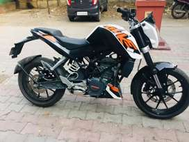 My bike and