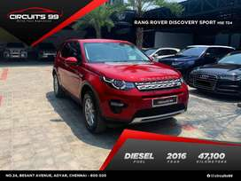 Land Rover Discovery Sport, 2016, Diesel