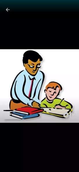 Tutior for mathematics, physics and chemistry