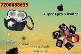 Apple watch Series 6 & Airpods Pro 1 year Apple Warranty.