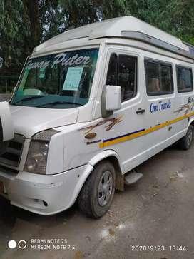 Pkn 16 seater Tempo traveller