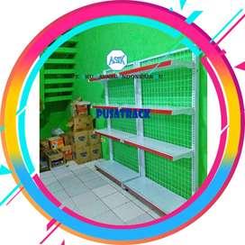 Jual Perlengkapan Rak Minimarket