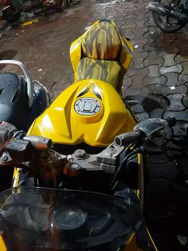 Pulsar rs 200 abs all paper clear first owner