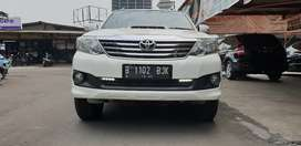 Toyota fortuner thn 2013