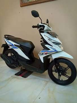 Honda Beat ECO 2018 , Muluss kinclong km 9rb