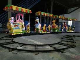 kereta lantai donald mainan labirin run DSY
