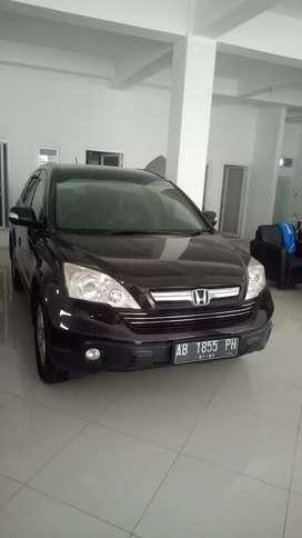 Honda CRV 2.0 manual th 2008/2009 atas nama sendiri