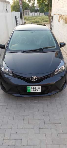 Car is brand new one hand use import 2018 / model 2014