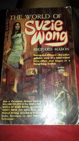 Novel lawas impor the word of suzie wong 1960