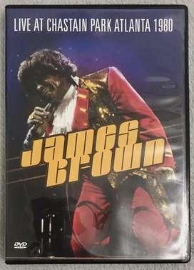 DVD ori import James Brown live